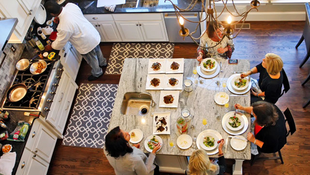 Small Gatherings - Private Chefs Of Atlanta